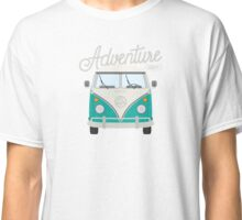 Adventure Awaits (teal) Classic T-Shirt