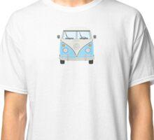 VDUB Bus (blue) Classic T-Shirt