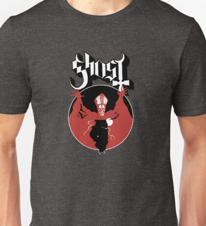 Ghost (Ghost BC) Illinois Opus Eponymous Unisex T-Shirt