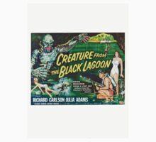 Creature from the Black Lagoon  Kids Tee