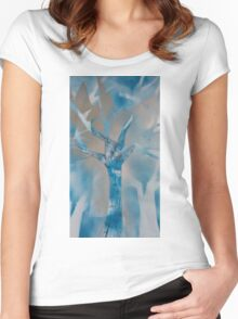 Blue tree Women's Fitted Scoop T-Shirt