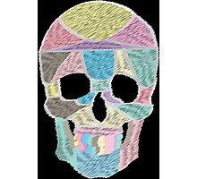 Crystal Skull Photographic Print