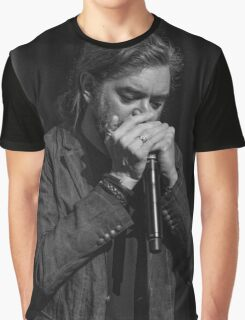 Timothy Omundson at PurCon 2 Graphic T-Shirt