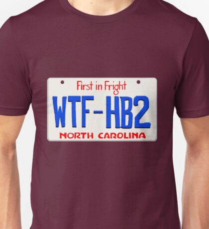 WTF-HB2 Unisex T-Shirt