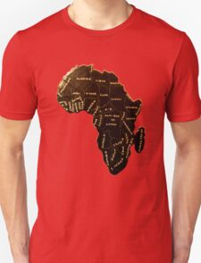 Africa the most beautiful continent Unisex T-Shirt