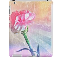 Pastel Carnation iPad Case/Skin
