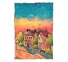 Post Office Photographic Print