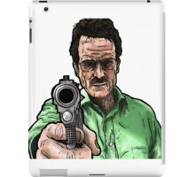 Breaking Bad - Walter White (Colour) iPad Case/Skin