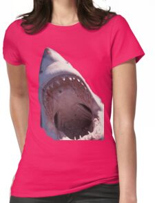 Shark Attack! Womens Fitted T-Shirt