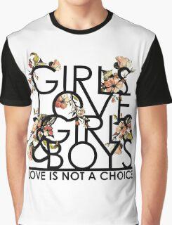 GIRLS/GIRLS/BOYS Graphic T-Shirt