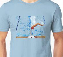 LANE 4 HEAT ONE  Unisex T-Shirt
