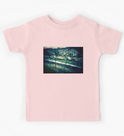 Rusted, busted Princess Kids Tee