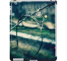 Rusted, busted Princess iPad Case/Skin
