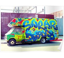 Graffiti RV Poster