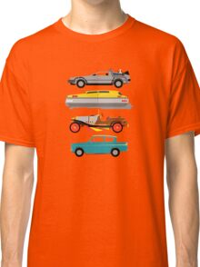 The Car's The Star: Flying Cars Classic T-Shirt