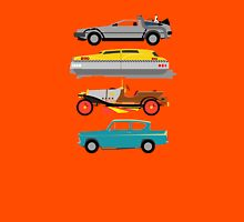 The Car's The Star: Flying Cars T-Shirt