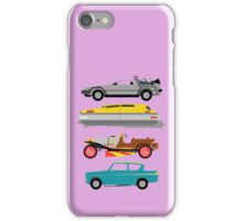The Car's The Star: Flying Cars iPhone Case/Skin