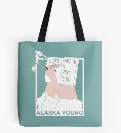 Alaska Young Tote Bag