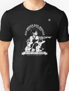 Will Graham's All-Breed Dog Rescue  T-Shirt