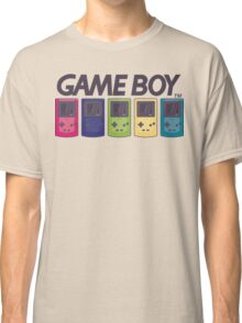 GAMEBOY COLOR Classic T-Shirt