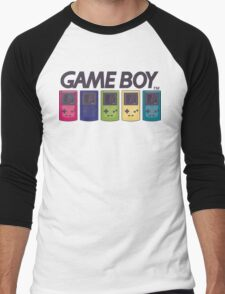 GAMEBOY COLOR Men's Baseball ¾ T-Shirt