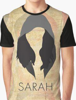 Sarah Manning Graphic T-Shirt