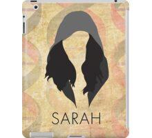 Sarah Manning iPad Case/Skin
