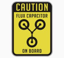 Flux Capacitor One Piece - Long Sleeve