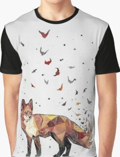 A fox is a wolf who sends flowers. Graphic T-Shirt