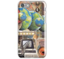 Another Incredible Collage (exhibition work 9) iPhone Case/Skin