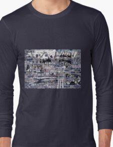 WBA BAGGIES WALL Long Sleeve T-Shirt