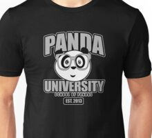 Panda University - Grey 2 Unisex T-Shirt
