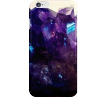 Amethyst Cluster iPhone Case/Skin