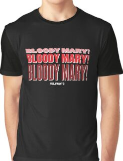 Bloody Bloody Mary Graphic T-Shirt