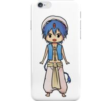 Magi Aladdin chibi iPhone Case/Skin