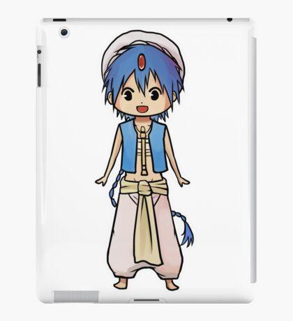 Magi Aladdin chibi iPad Case/Skin