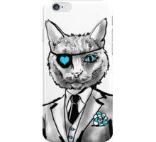 Dapper Cat iPhone Case/Skin