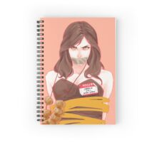 Carmilla Spiral Notebook
