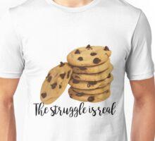 Cookie Struggle Unisex T-Shirt