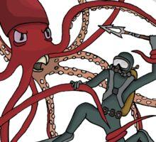 Giant Squid Sticker