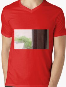 DILAPIDATION Mens V-Neck T-Shirt