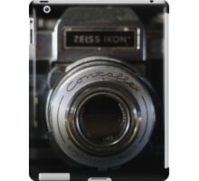 vintage film camera photograph one iPad Case/Skin