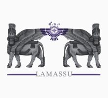 Lamassu - Assyria One Piece - Short Sleeve