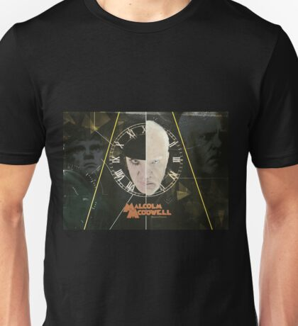 Malcolm McDowell Unisex T-Shirt