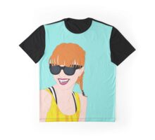 Hayley Williams Graphic T-Shirt