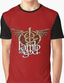 lamb of god Graphic T-Shirt