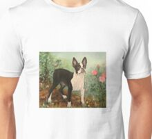 """Lady"" in the roses Unisex T-Shirt"