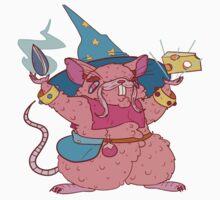 Ratling/Hamster Wizard Kids Tee