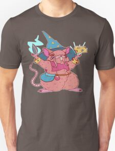 Ratling/Hamster Wizard Unisex T-Shirt