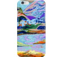 Gelly Roll Mountain iPhone Case/Skin
